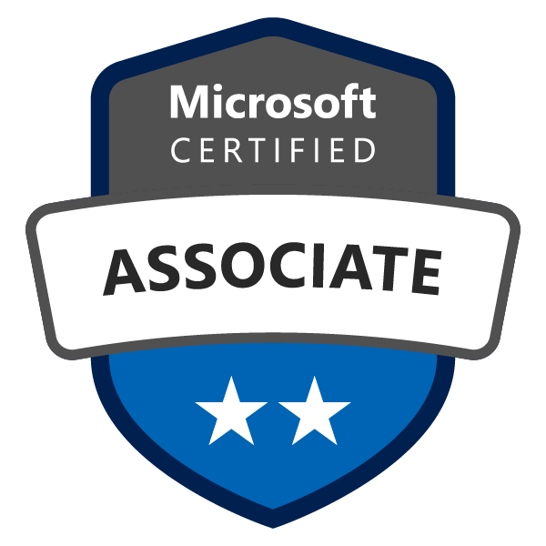 Microsoft Certified Associate